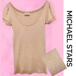 MICHAEL STARS Champaign Tee OS